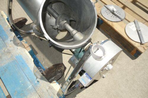 Patterson Kelley PK V Blender Mixer, 2-motors; Liquid intenisifer bar Stainless