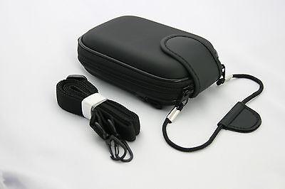 Semi Hard Camera Case - Slim Black Semi-Hard Case For CANON Digital Camera #CB