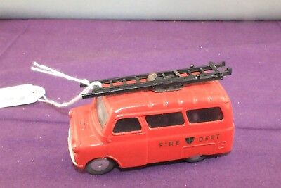 - Corgi 423 1956 Bedford Fire Tender  Excellent Cond with Ladder