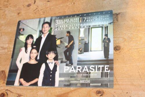 Parasite Pressbook Oscar FYC Best Picture Joon No Song Kang Ho PRESS KIT BOOK