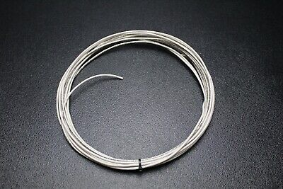 14 Gauge Thhn Wire Stranded White 50 Ft Thwn 600v Building Machine Cable Awg