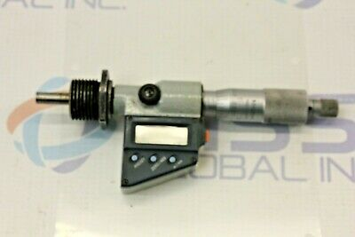 Mitutoyo Digimatic Digital Depth Micrometer No. 350-711-30 0-1 0.00005