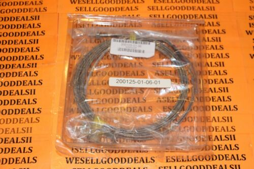 Bently Nevada 200125-01-06-01 Thermocouple Sensor Cable Assembly New