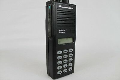 Motorola Mts2000 900 Model Iii 160 Ch 896-941 Mhz Smartzone
