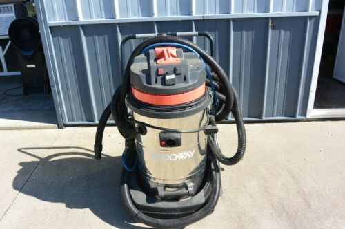 Goodway EV-60-P Pump-Out Industrial Commercial Flood Vacuum