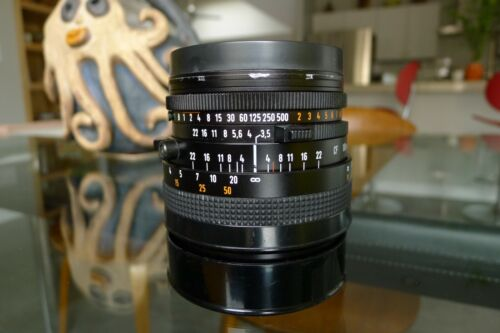 Hasselblad Carl Zeiss Planar 100mm CF F/3.5 T* Lens 20126 Exc++ CLA