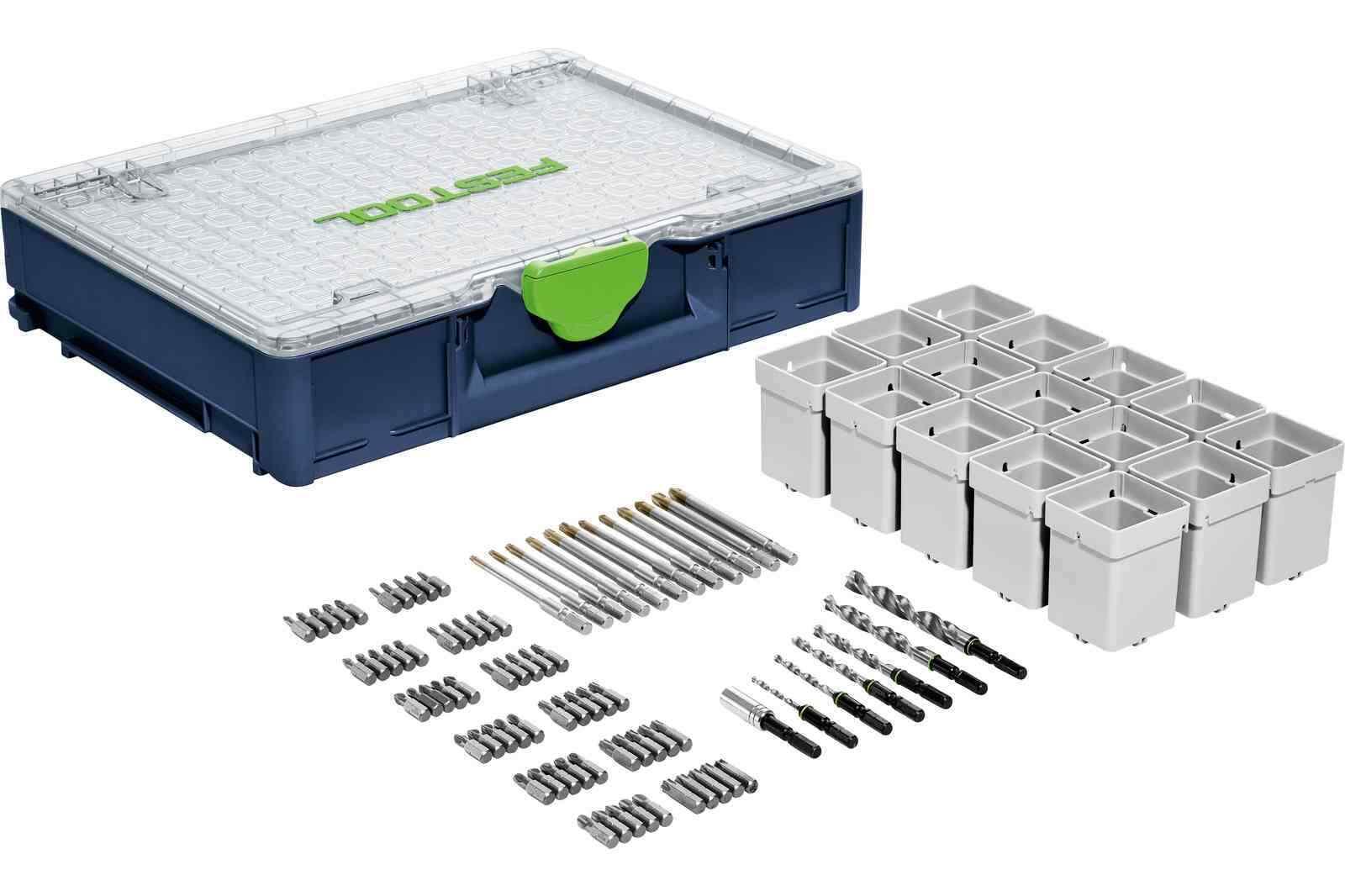mehrfarbig Festool 203821 Mini-Systainer