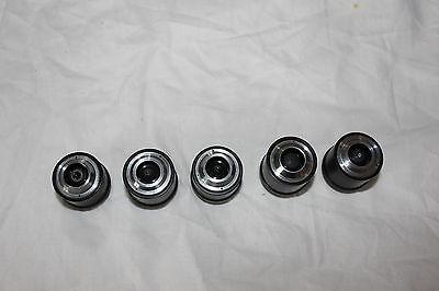 Lomo Microscope Objective Set 5 Pcs Epi Infinity Corrected Mikroskop Objektiv