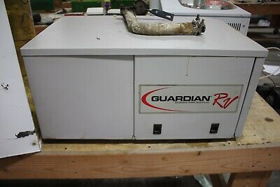 Guardian Rv Gas Generator Generac With Noise Cover