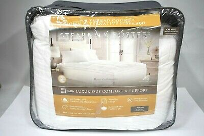 Stearns & Foster 600 Thread Count Down Alternative Fiberbed 2