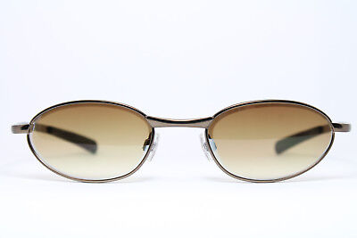FISHBONE Original Sonnenbrille Sunglasses Lunettes Oval Braun Free Fall Cool