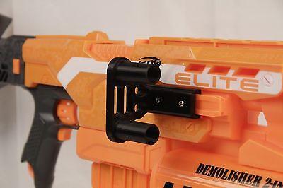 3D Printed – Spare Bomb/Missile Holder for Nerf Demolisher Dart Gun Blaster