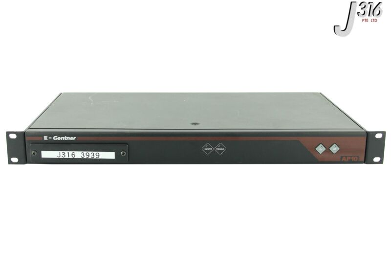 3939 GENTNER CLEARONE PHONE LINE HYBRID AUDIO/VISUAL CONFERENCE SYSTEM AP10