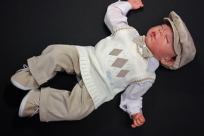 Taufanzug , Taufanzug Junge, Baby Anzug, Anzug , Taufe, Babyanzug, G019-5