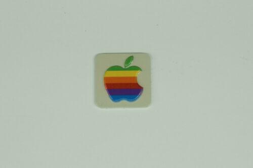 Refurbished Apple Logo Computer FRONT Badge Emblem Macintosh Mac 128k 512k M0001