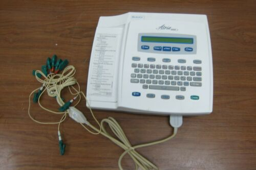 Burdick atria 3000 EKG ECG No power supply