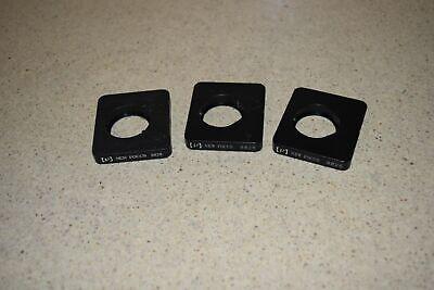 Jm New Focus 9826 Focus- Lot Of 3 57