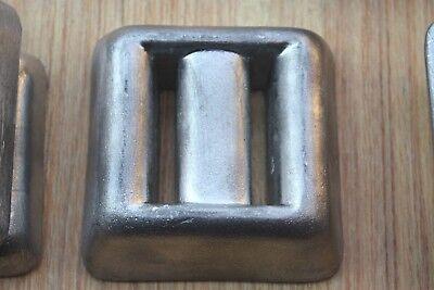1x Tauchblei 1 kg bis 1,25 kg Taucherblei Jacketblei Bleigürtel Gurtblei neu