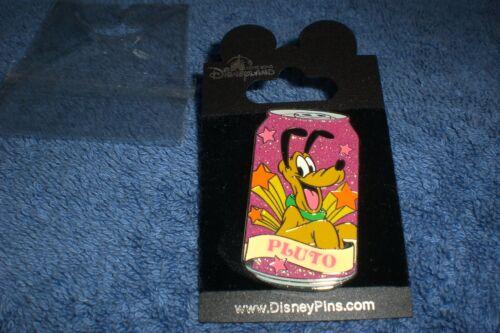 Disney 2008 Hong Kong Disneyland HKDL PLUTO SODA CAN Mystery  Pin