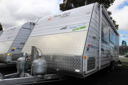 2015 - New Age Manta Ray 19 (VE174) Campbellfield Hume Area Preview