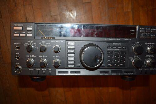 Yaesu FT-990 HF Transceiver Ham Radio Parts Only JAPAN