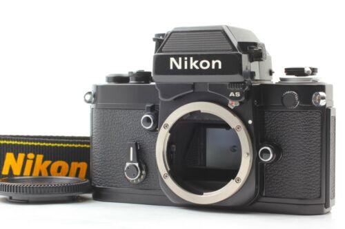 [NEAR MINT S/N792xxx]  Nikon F2 AS Black SLR Film Camera DP-12 From JAPAN #481