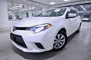 2015 Toyota Corolla  LE,ONE OWNE VEHICLE,CLEAN CARPROOF,NON SMOK