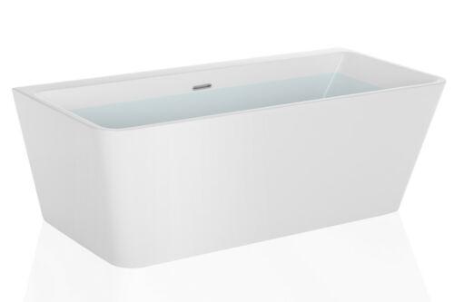 """Luxury 67"""" Bathroom Freestanding Bathtub Soaking SPA Free Standing Tub FT1516"""