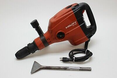 Hilti Te 706 Corded Heavy Duty Demolition Hammer Power Tool With A Bit