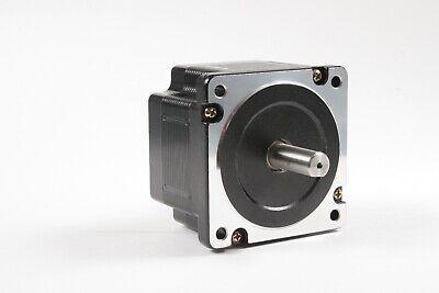Stepper Motor Nema 34 470 Oz-in Low Inductance 12 Shaft Cnc Router Plasma
