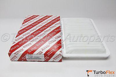 Toyota Lexus Engine Air Filter Genuine OEM 17801-YZZ01