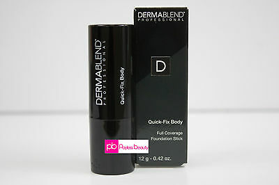 Dermablend Quick-Fix Body Full Coverage Foundation Stick ~