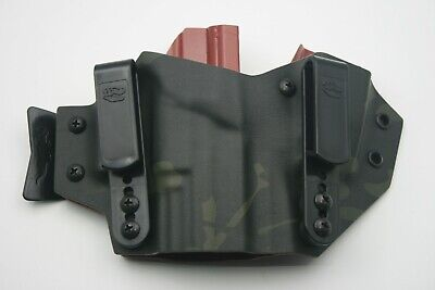 """T.Rex Arms Springfield XD 9/40 3"""" Sidecar (2nd) Appendix Rig Kydex Holster"""