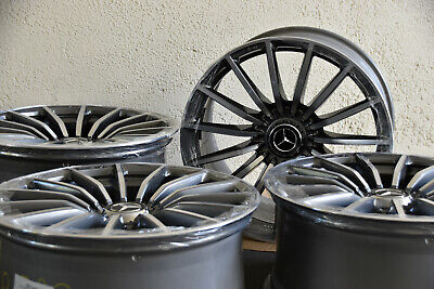 OEM Mercedes-Benz AMG Felgen SATZ 20 Zoll X290 GT 4-Türer GTS Vielspeichen