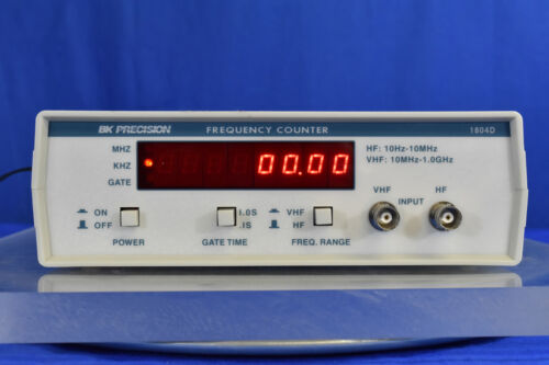 BK Precision 1804D 1 GHz Frequency Counter