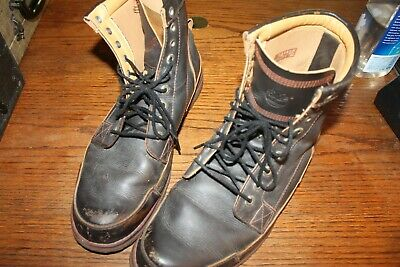 Timberland Earthkeepers Black mens boots size 15, great shape hard to find size