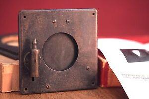 Packard Ideal No. 5 shutter with 1.75