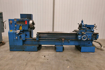 13565 Leblond 24 54 X 96 132 Sliding Gap Bed Lathe