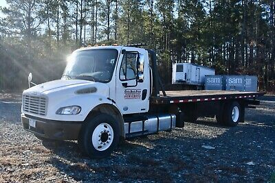 2012 FREIGHTLINER M2 106 BUSINESS CLASS ROLLBACK