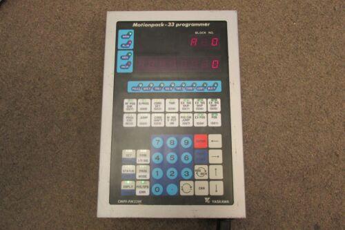 Yaskawa CMPF-PM33BE Motionpack-33 Programmer