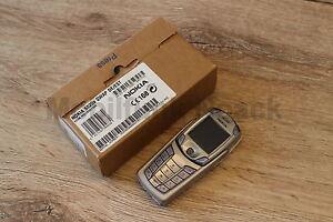 100% Original Nokia 6820a SWAP-Gerät in Silber - NEU & unbenutzt - in OVP !!