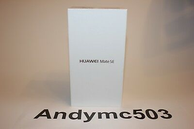 NEW Huawei Mate SE 4G LTE (Unlocked) - Gray - BND-L34 -64 GB - 4GB RAM FAST SHIP