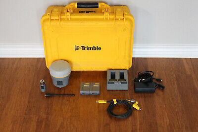 Trimble R10 Gps Gnss Galileo Beidou Rtk Survey Receiver W 410-470mhz Radio