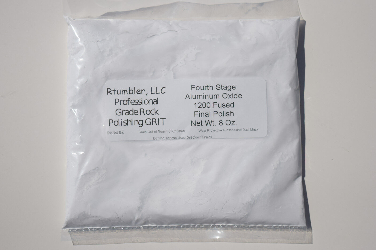 Rock Polishing Tumbling Grit For 15 lbs Tumblers MADE IN THE U.S.A