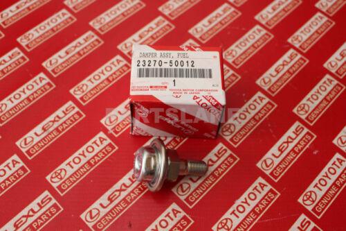 Toyota Lexus Genuine Oem Fuel Injection Pressure Pulsation Damper 23270-50012