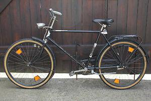 schönes altes Fahrrad Herrenrad 26er Rixe überholt und funktionstüchtig  Vintage