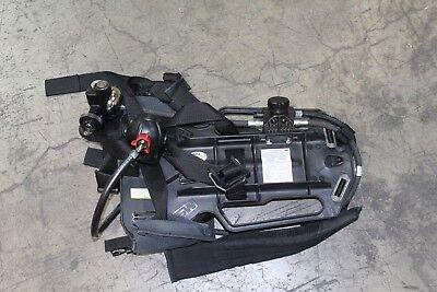 Msa Firehawk Scba Air Pack W Carry Case