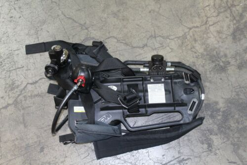 MSA Firehawk SCBA Air Pack w/ Carry Case