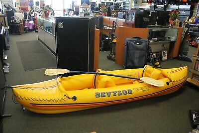 Water Sports - Inflatable Kayak