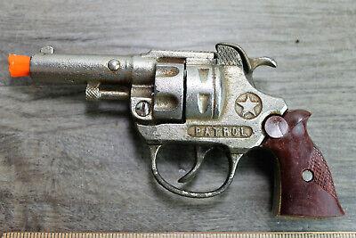 Vintage Toy Cap Gun Hubley